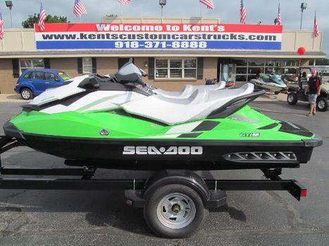 2013 Sea-Doo GTI SE 130