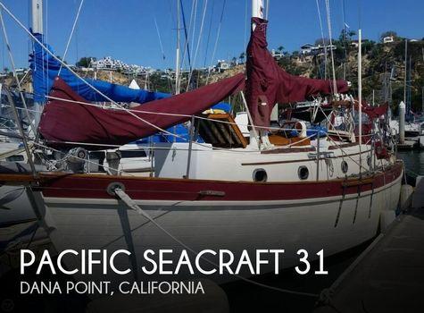 1978 Pacific Seacraft 31