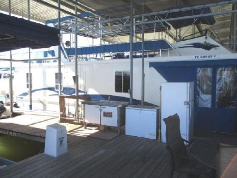 2008 Lakeview 55 Houseboat