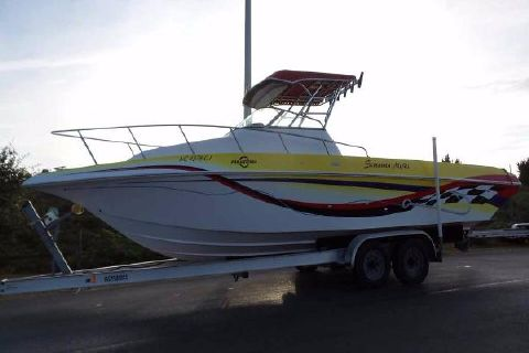 1994 Fountain 29 Sportfish Cruiser IO