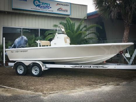2017 Key West Boats, Inc. 210 BR