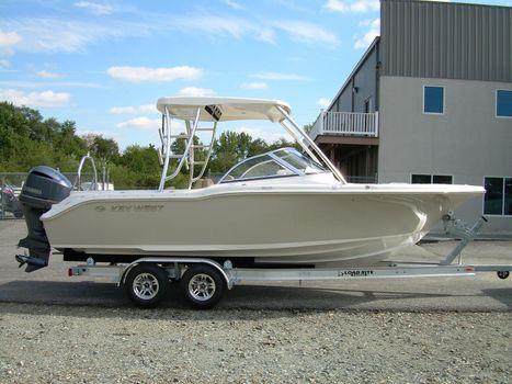 2018 Key West Boats, Inc. 239DFS