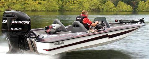 2016 Bass Cat Boats Pantera