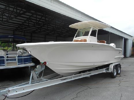 2018 Scout Boat Company 255 LXF