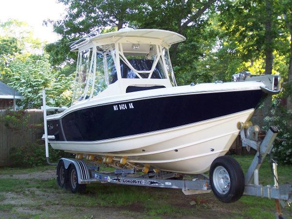 2005 Scout 235 Sportfish CC
