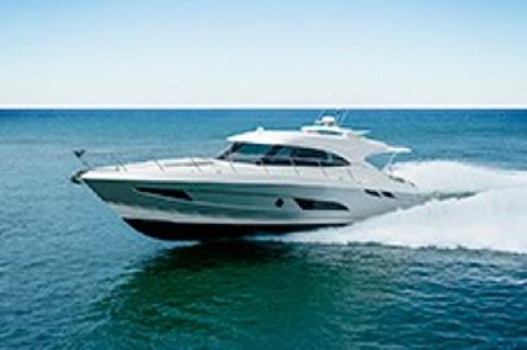 2018 Riviera 4800 Sport Yacht Manufacturer Provided Image