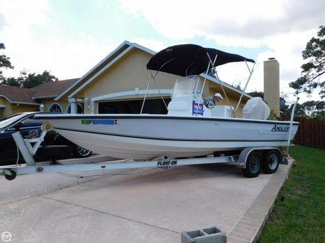 2005 Angler Boats 20 BAY 2005 Angler 20 Bay for sale in Treasure Coast, FL