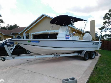 2005 Angler Boats 20 BAY 2005 Angler 20 Bay for sale in Treasure Coast, FL