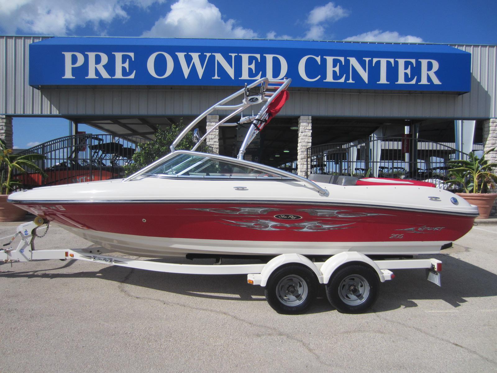 2007 Sea Ray 205 Sport 21 Foot 2007 Sea Ray Motor Boat