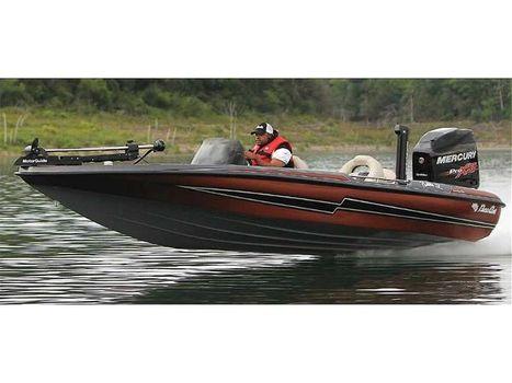 2016 Bass Cat Boats Pantera Iv
