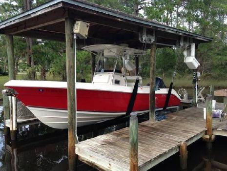 2008 Cobia Boats 256