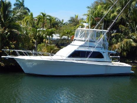 1994 Egg Harbor 42 Convertible Profile