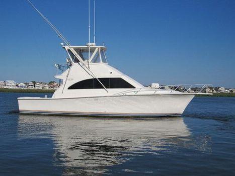 1998 Ocean Yachts 40 Super Sport Profile