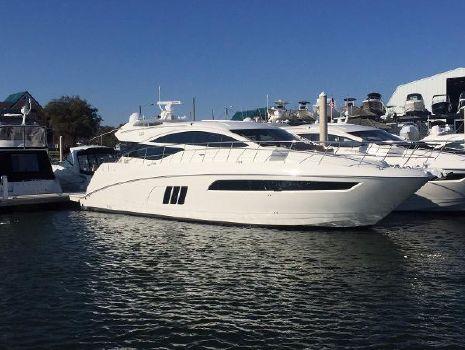 2016 Sea Ray L590 Express