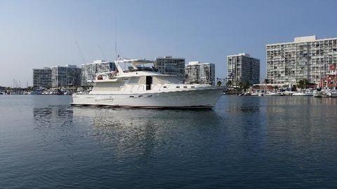 1990 Nordlund 72 Yacht Fisher