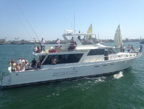 1990 Nordlund 72 Yacht Fisher Fantastic Party Boat!