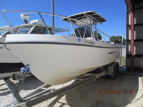 2000 C-hawk Boats 23cc