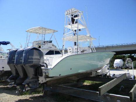 2009 Cape Horn 36 Center Console