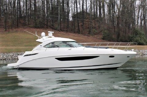 2013 Sea Ray 410 Sundancer