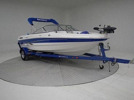 2012 Reinell 186 Fish & Ski