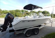 2009 Key West Dual Console 2020DC