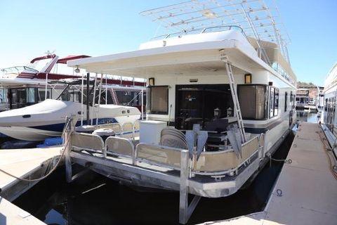 1995 Sumerset Houseboats 59x15 houseboat