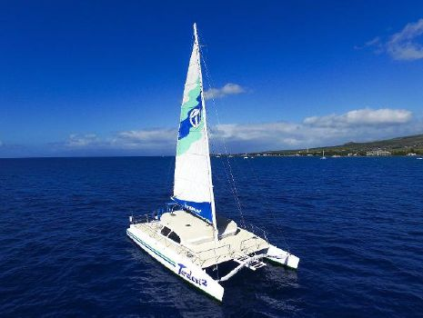2000 Custom 49 pax Day Charter Catamaran Teralani 2