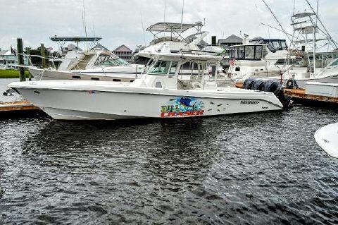 2009 Everglades Boats 350 Cc