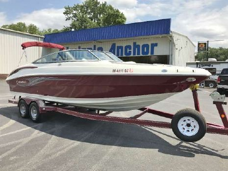 2008 Caravelle Boats 267LS Bowrider