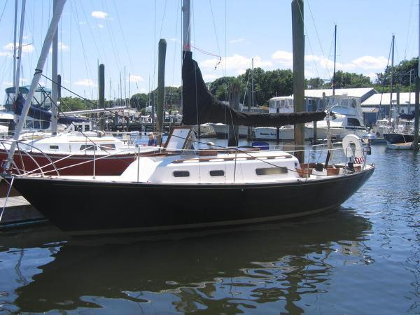 1969 C Amp C 30 Redwing 30 Foot 1969 Pursuit C Sailboat In