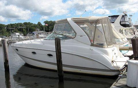 2003 Maxum 3100 SCR