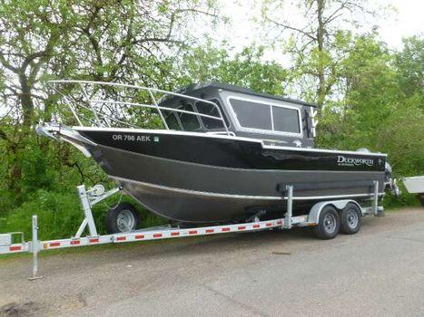 2012 Duckworth Offshore 24