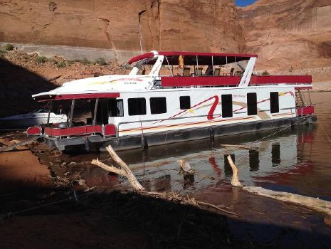 2005 Funtime Houseboat 70x16