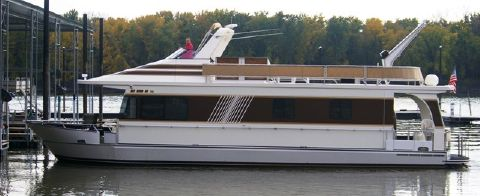 2002 MONTICELLO 60 River Yacht