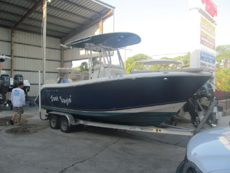 2013 Cobia Boats 217 CENTER CONSOLE