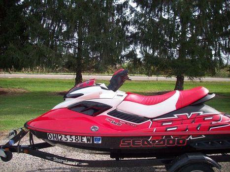 2008 Sea-Doo rxp155