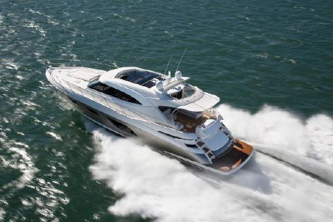 2019 Riviera 6000 Sport Yacht Manufacturer Provided Image: Manufacturer Provided Image