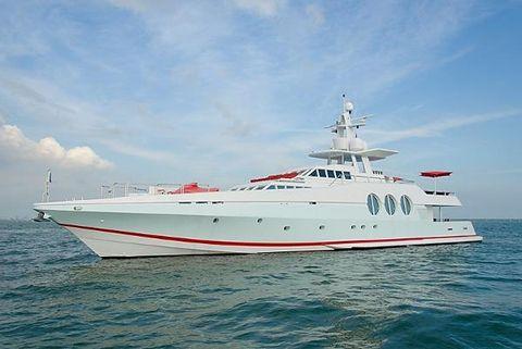 1985 Oceanfast 122 Motoryacht