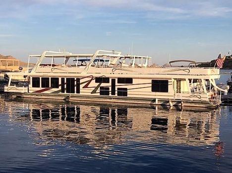2001 Sumerset Houseboats 9018 HOUSEBOAT