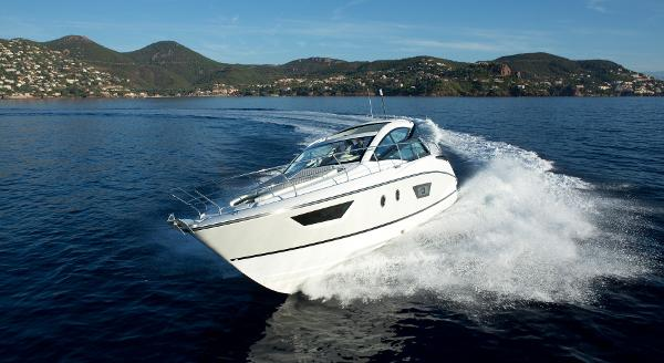 2017 Beneteau Gran Turismo 40 Manufacturer Provided Image