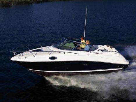 2006 Sea Ray 240 Sundancer Manufacturer Provided Image