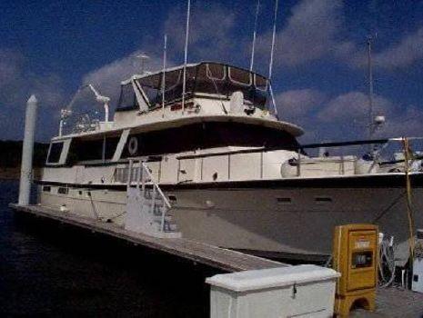 1975 Hatteras Motoryacht