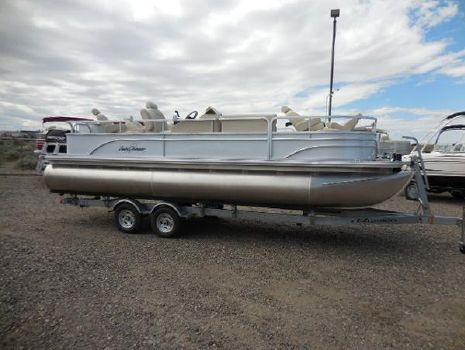 2016 Sunchaser Classic 8522 Fish 4.0 DLX