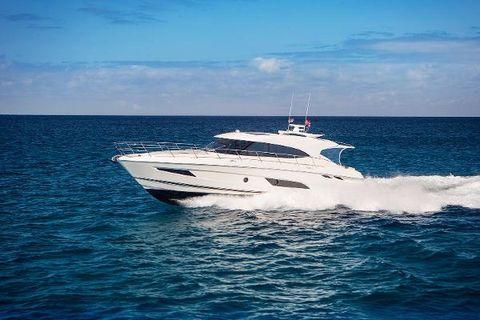 2018 Riviera 5400 Sport Yacht Manufacturer Provided Image: Manufacturer Provided Image