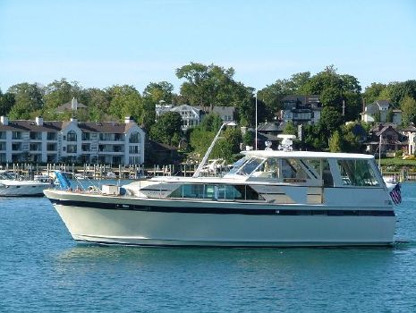 1973 Chris-Craft 47 COMMANDER Profile