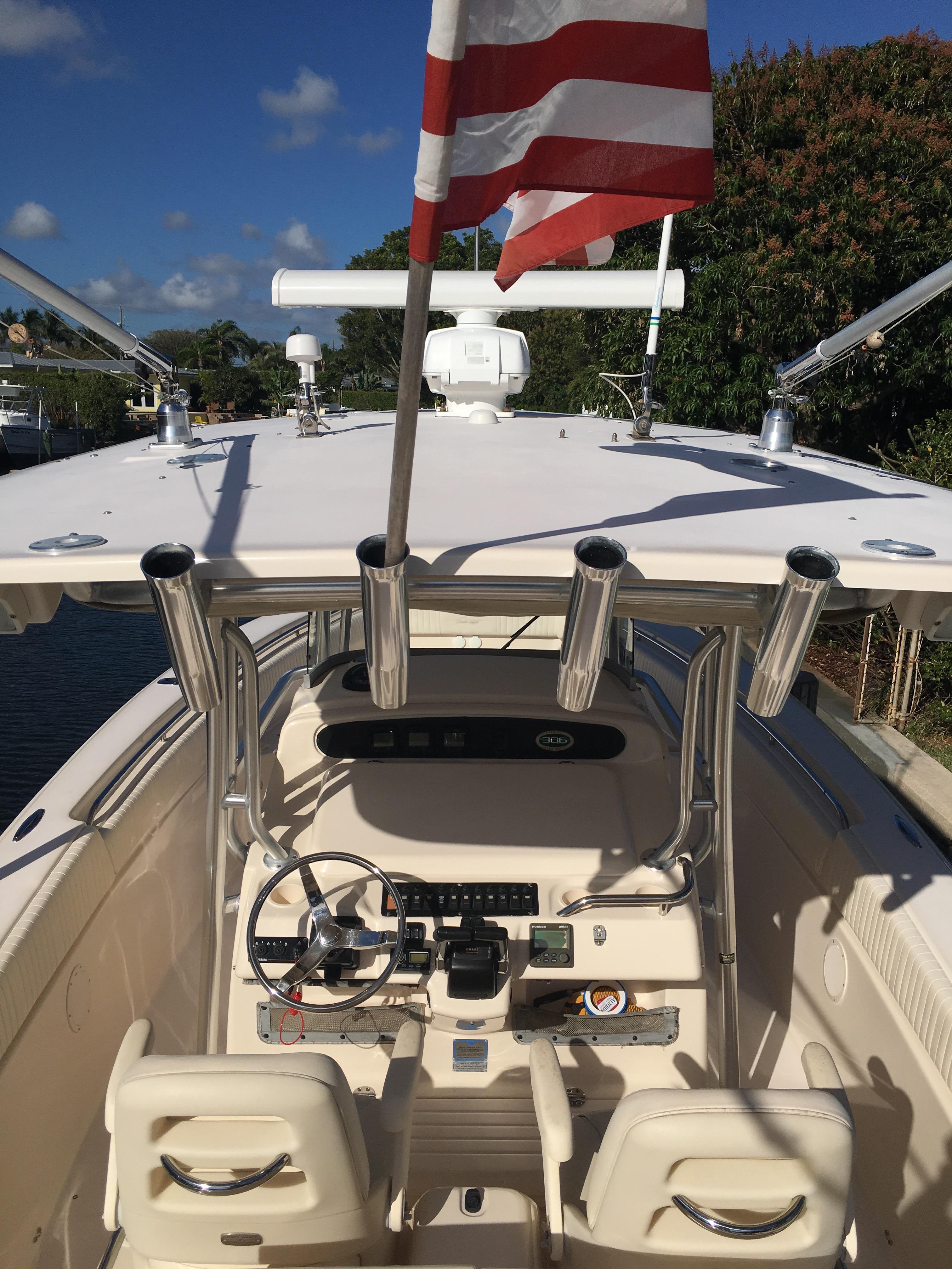 used 2007 grady white 306 bimini north palm beach fl 33408