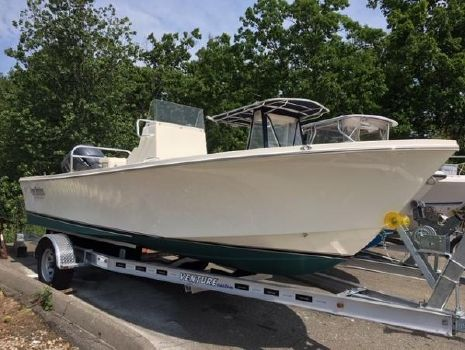 2019 JONES BROTHERS MARINE 20 Cape Fisherman