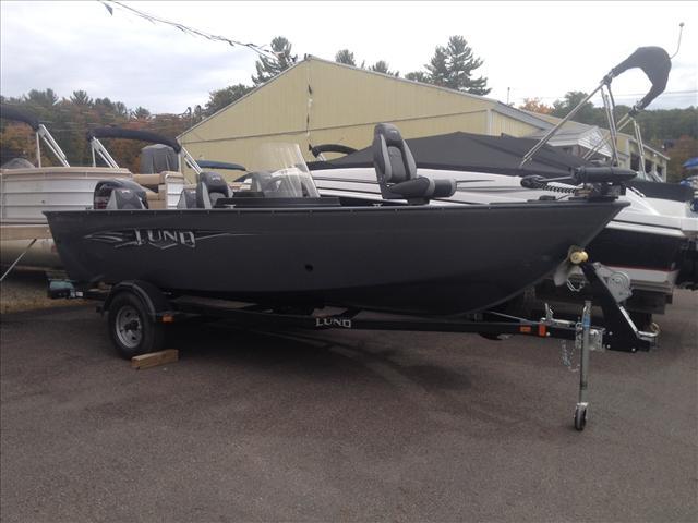 2015 Lund Fishing Boat 1650 REBEL XL