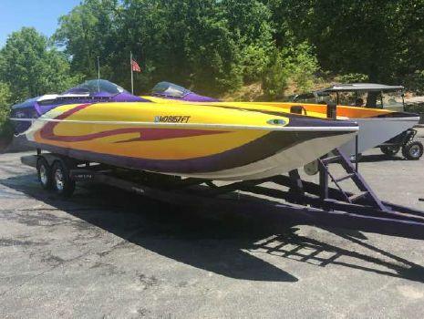 2003 Eliminator Boats 26 Daytona
