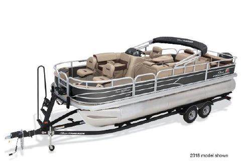 2019 Sun Tracker Fishin' Barge 22 XP3